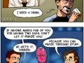 Marvel dads vs DC dads