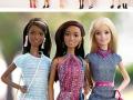 Realistic Barbie dolls