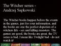 Fantasy series list