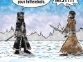 Russian Tsar Wars be like