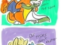 Pokemon v-day cards