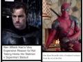 Affleck vs. Reynolds