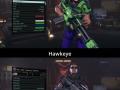 Marvel heroes in XCOM 2