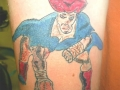 Tattoo regrets