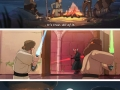 Star Wars by Studio Ghibli