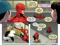 Deadpool being an a**hole