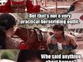 Horse power overload