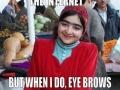 EyeBrows-ing