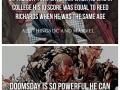 Superhero facts pt.4