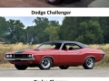 Most iconic muscle cars