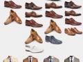 Men's suit & shoes guide