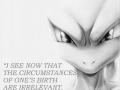 Mewtwo's quote