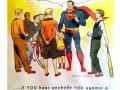 50s Superman poster