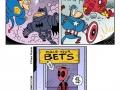 Bookie Deadpool