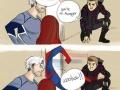 Oh Spiderman!