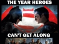 Bad year for superheroes