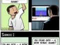 Gaming, then & now