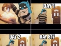 Batman's prank