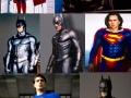 6 eras of Batman & Superman
