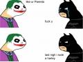 Batman revenge!