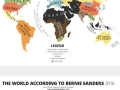 Politically incorrect world map