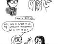 Friendzoned Snape