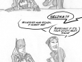 Batgirl and.. well..
