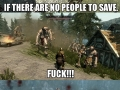 Oh Skyrim, you silly game