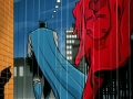 Ben Affleck being awesome as Batman!