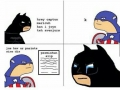 Way to go Cap