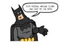 Bat being Bat
