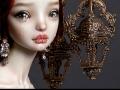 Realistic porcelain dolls