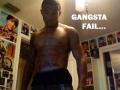 Gangsta FAIL!