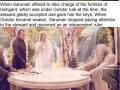 Saruman facts