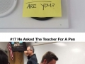 Teachers getting creative