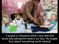 John Boyega visits sick children while dressed as Finn