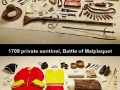Military uniforms from the last 1000 years