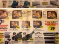 Best Buy sale ad from October 23, 1994