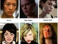 Some bada** female characters