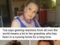 80 year old grandma asks granddaughter for makeover