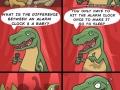 T-Rex jokes
