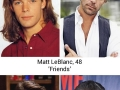 How handsome celebs have changed