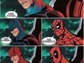 If other superheroes had shocking revelations