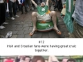 Irish football fans being adorable at UEFA Euro 2016