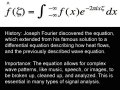 Equations that changed the world