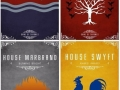 Game of Thrones' houses