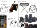 Drummers will get it