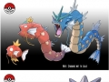 If Pokemon didn't evolve all at once