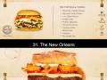 Glorious burger combinations pt.2