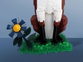 Wildlife Lego Sculptures